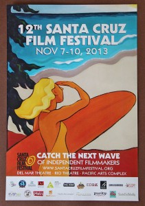 SCFF2013 Festival Poster