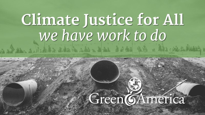 Climate Justice for All: Green American Promo Video