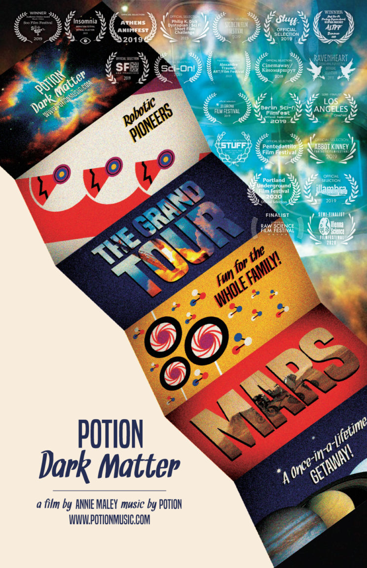 Potion: Dark Matter-Film Poster