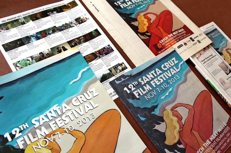 SCFF2013 Advertisments/Close-up